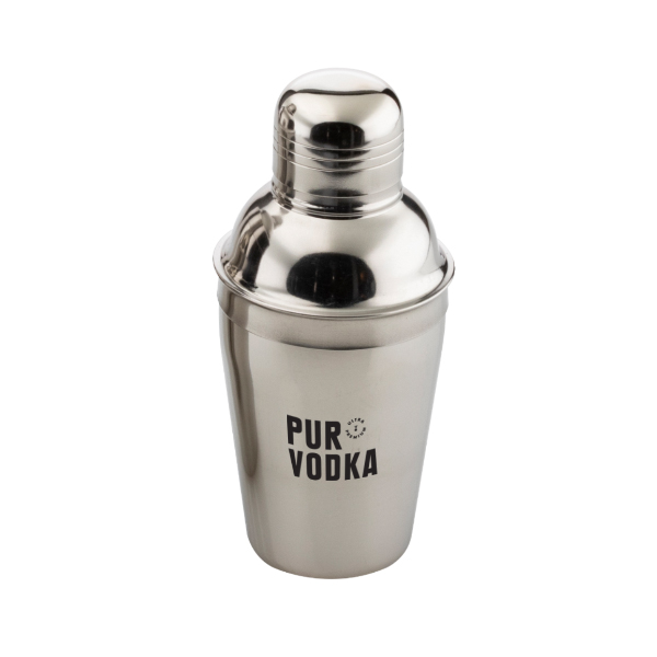 Stainless Steel Three-piece Shaker 8oz.