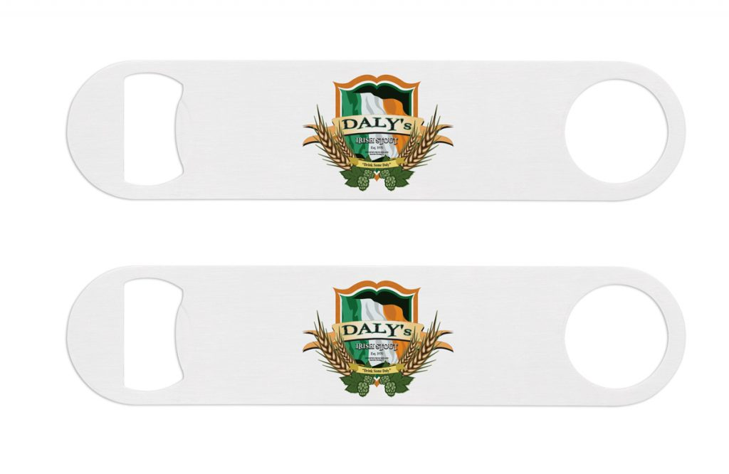 Speed Bottle Opener - White
